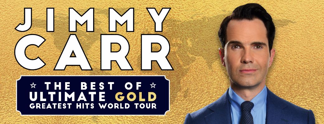 Jimmy Carr Feature