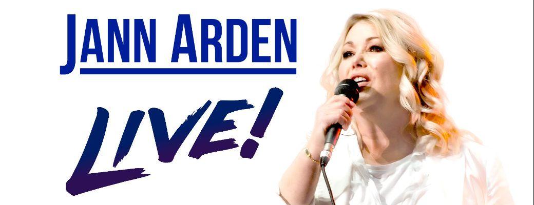 Jann Arden Feature