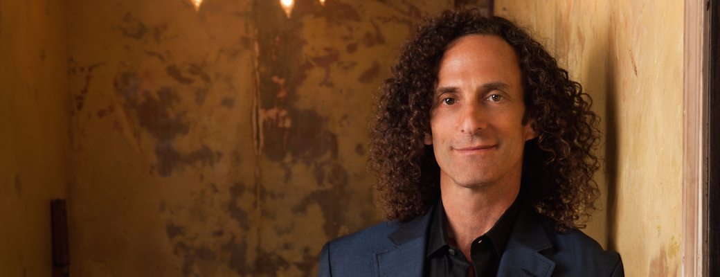 Kenny G Feature
