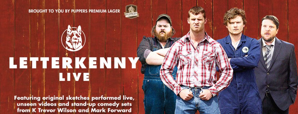 LETTERKENNY FEATURE