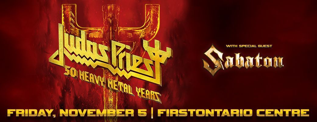 Judas Priest Feature