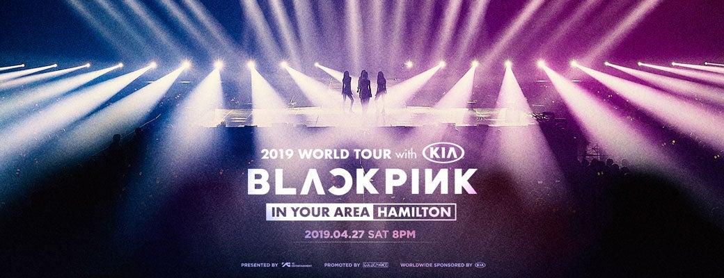 Blackpink 2019 World Tour Core Entertainment