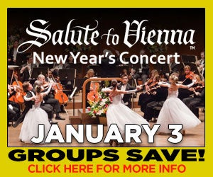 Groups Save on Salute to Vienna